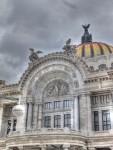 Palacio de Bellas Artes Fachada copy