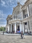 Visitando Bellas Artes