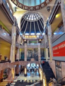 Bellas Artes interior