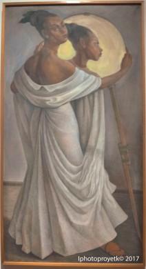 Diego Rivera Retrato
