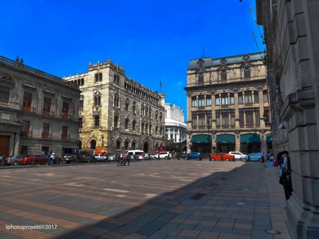 Plaza del Munal